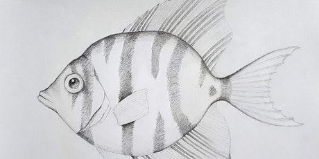 Get Drawing: Ocean Themed Art Therapy Workshop tickets