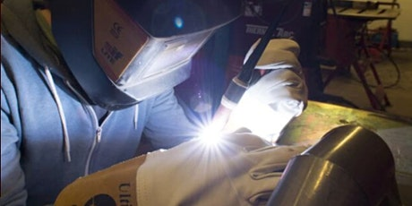 Stainless Steel Welding & Finishing for Artists (Sat & Sun, 15-16 May 2021) tickets