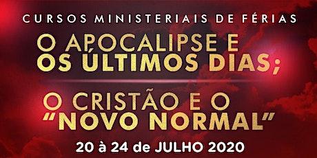 Curso de Especialização Ministerial ingressos