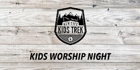 Kids Worship Night tickets