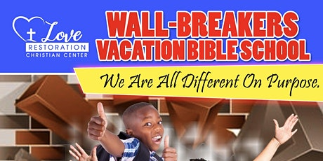 Wall breakers VBS tickets