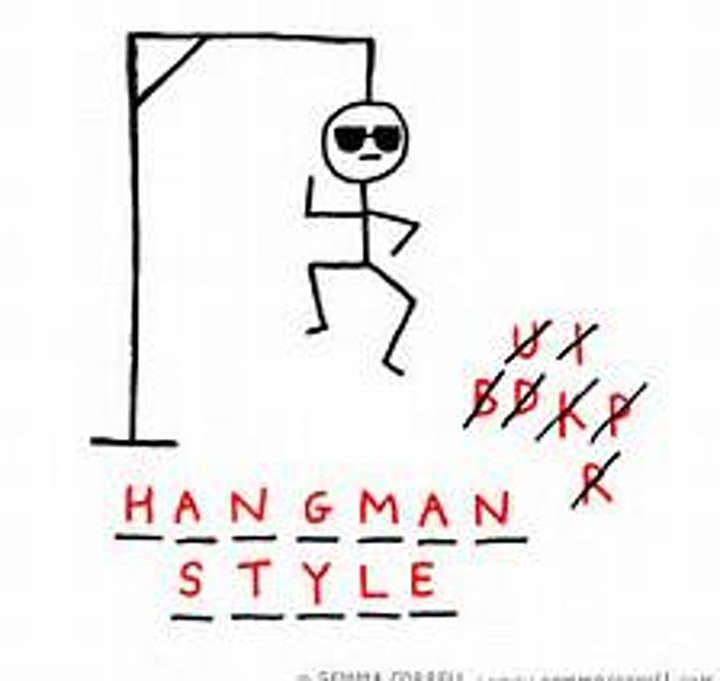 """Python """"Taster"""" Programming 1-Hour Course, Code the Hangman, Live Online image"""