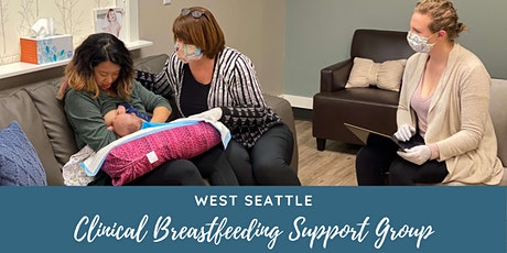 Clinical Breastfeeding Group | West Seattle tickets