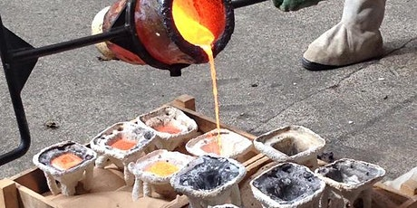 Bronze Casting Course (11,12,13 & 18,19, 20 June 2021) tickets