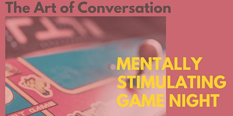 The Art of Conversation: Adult Conversations and Entertainment tickets