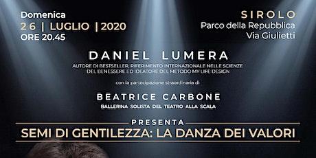 Semi di Gentilezza con Daniel Lumera e Beatrice Carbone biglietti