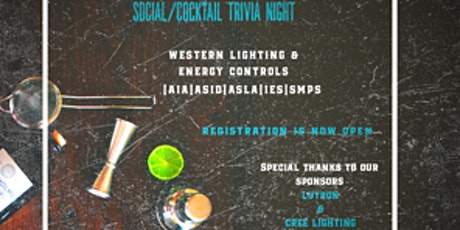 Trivia Night with Western Lighting & Energy Controls & The  Design Industry tickets