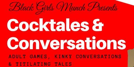 Cocktales & Conversations tickets