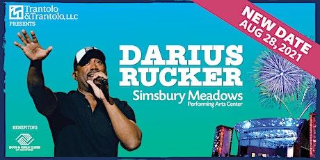 Trantolo & Trantolo Charity Concert Series presents Darius Rucker ingressos