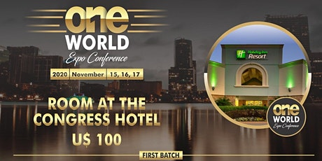 Hospedagem - Holiday Inn - One World Expo tickets