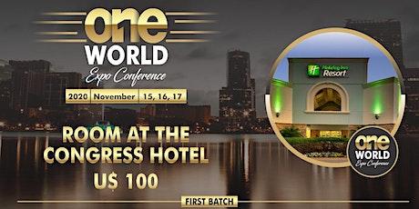 Hospedagem - Holiday Inn - One World Expo bilhetes