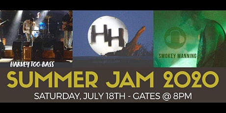Summer Jam 2020 featuring Harvey Too-Bass and DJ Smokey Manning tickets