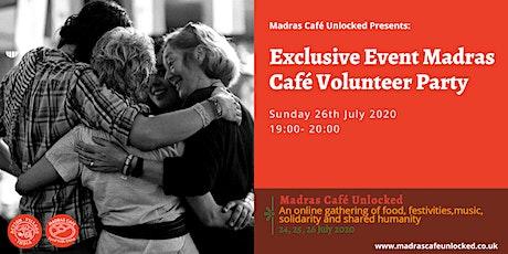Madras Café Volunteer Party tickets