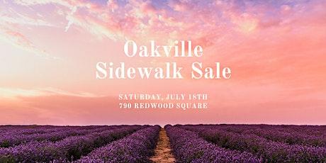 Maison Apothecare's Oakville Sidewalk Sale tickets