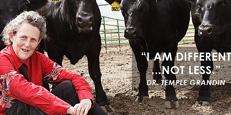 Dr Temple Grandin: The loving push for children and young people with ASD tickets