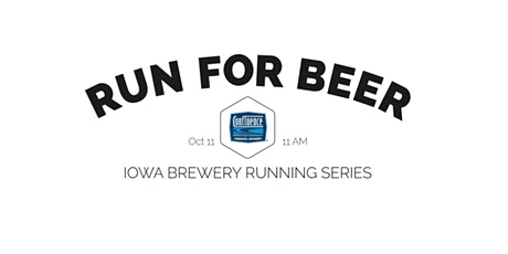 Beer Run-Confluence Brewing | Part of the 2020 Iowa Brewery Running Series tickets