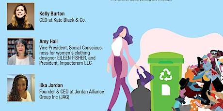 Sustainable Fashion Driving Towards Zero Waste tickets