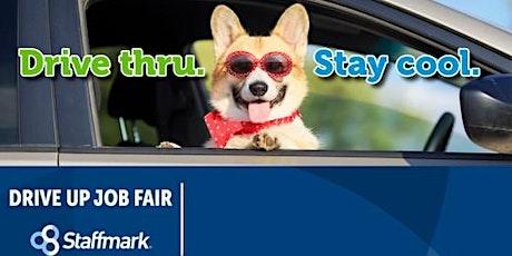 Drive Thru Job Fair in Plainfield! tickets