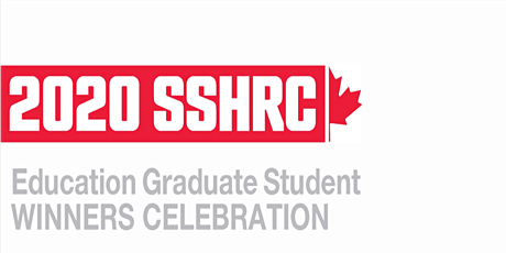 SSHRC Winners Celebration tickets