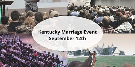 Kentucky How to Fight for Your Marriage - Marriage Conference tickets