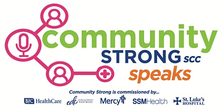 Boundaries in the Workplace- Community Strong SCC Speaks Webinar tickets