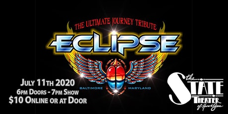 Eclipse - The Ultimate Journey Tribute tickets
