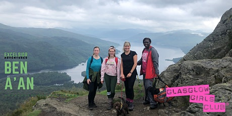 GGC x Excelsior Adventures NetWalking & Connections Event - Ben A'an tickets