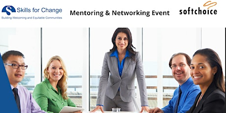 Softchoice Virtual Mentoring Event with Skills for Change tickets