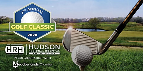 2nd Annual Hudson Regional Hospital Foundation Golf Classic tickets