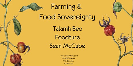 Farming & Food Sovereignty tickets
