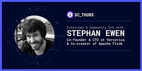 DC_THURS : Apache Flink w/ Stephan Ewen tickets