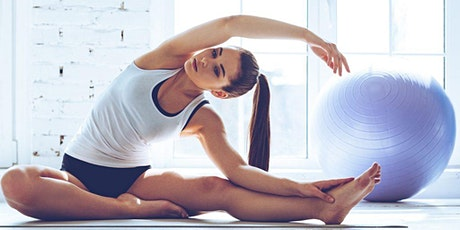 Respiración energética y Clase de Pilates entradas