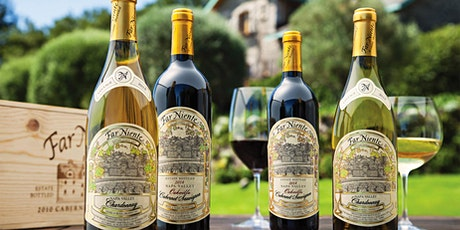 Far Niente and Nickel and Nickel Wine Dinner tickets