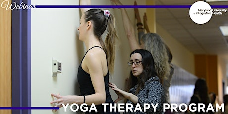 Webinar | Become a Yoga Therapist tickets