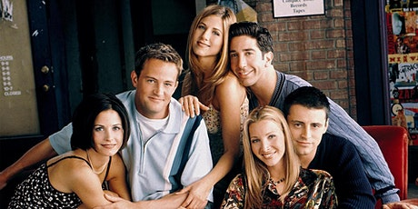 Friends trivia (online) with Chicago Trivia Guys! tickets