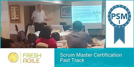 Scrum Master Certification Fast Track Online Training tickets