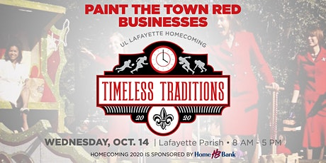 Paint the Town Red – Businesses tickets