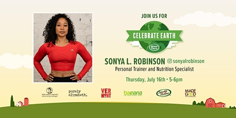 Celebrate Earth with Sonya L. Robinson! tickets