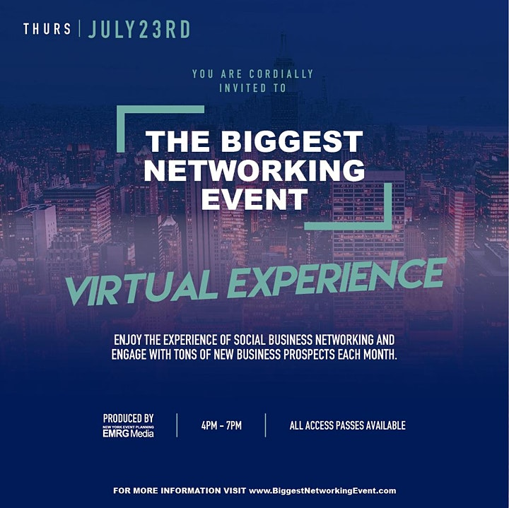 Virtual Networking Experience image