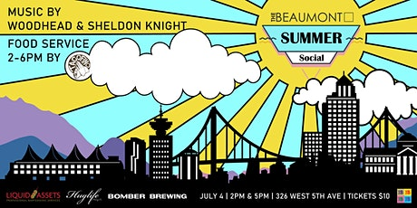Summer Social Volume 1 w/ Woodhead and Sheldon Knight tickets