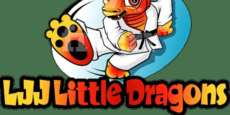 Open air Little Dragons Class tickets