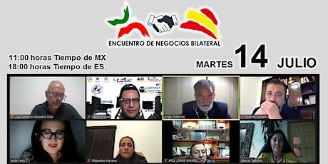 Encuentro Bilateral de Negocios entradas