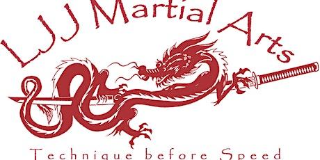 Open air Dragon Warriors Class tickets