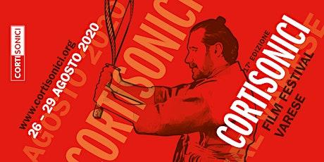 Cortisonici Short Film Festival 2020 - Prima somministrazione biglietti