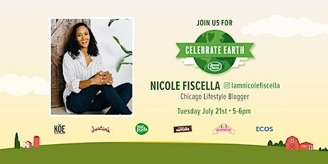 Celebrate Earth with Nicole Fiscella tickets