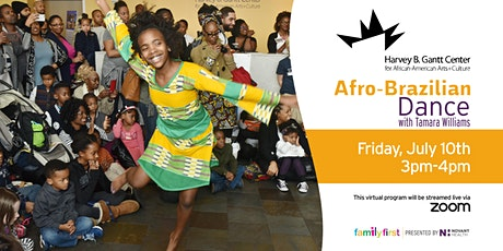 Family First: Afro-Brazilian Dance Workshop tickets