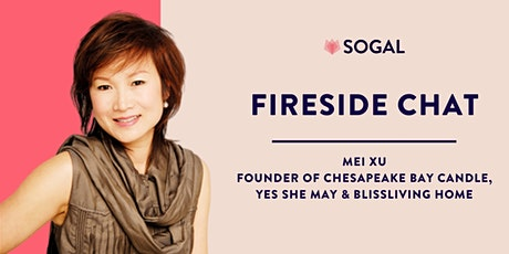Fireside Chat with Mei Xu, Founder of Chesapeake Bay Candle tickets