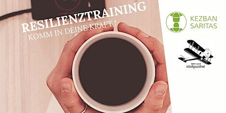 Resilienz Gruppentraining - Komm in Deine Kraft!  5 Termine mittwochs Tickets