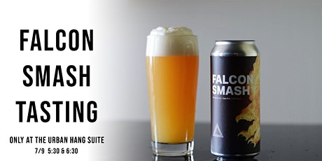 Falcon Smash Tasting tickets