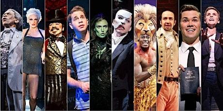 Broadway Musicals trivia (online) with Chicago Trivia Guys! tickets